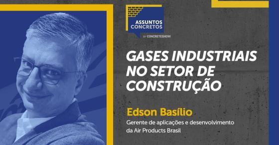 Gases Industriais no setor de construção